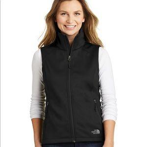 The North Face Ridgeline Soft Shell Black Vest